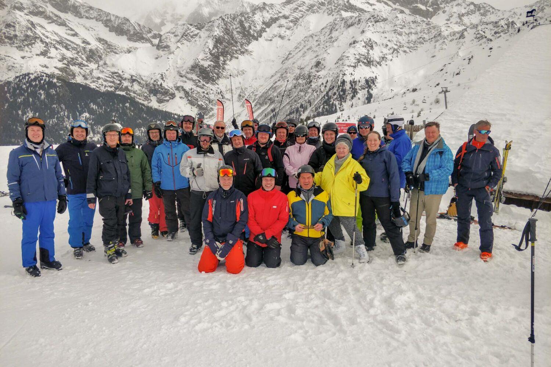 VIP grupper eller firmatur på ski 6