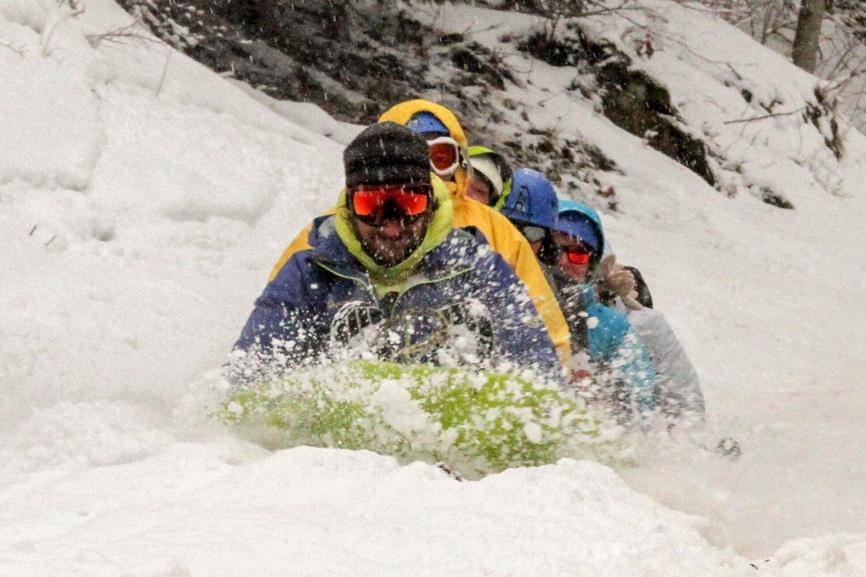 VIP grupper eller firmatur på ski 2