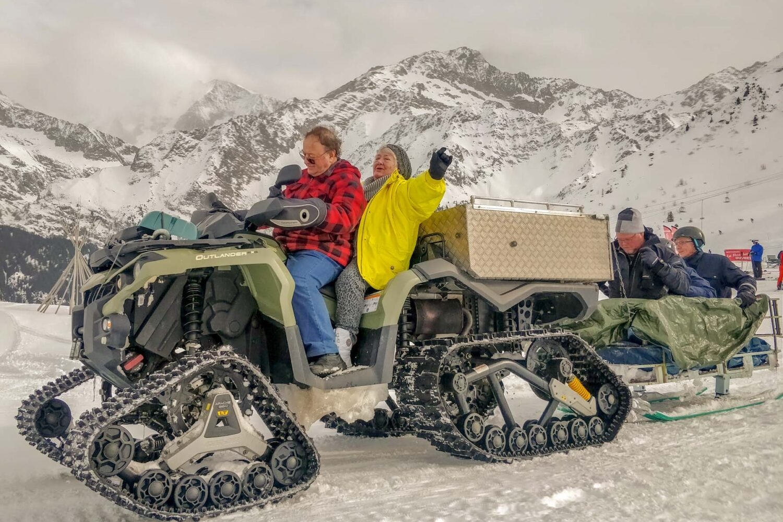 VIP grupper eller firmatur på ski 4