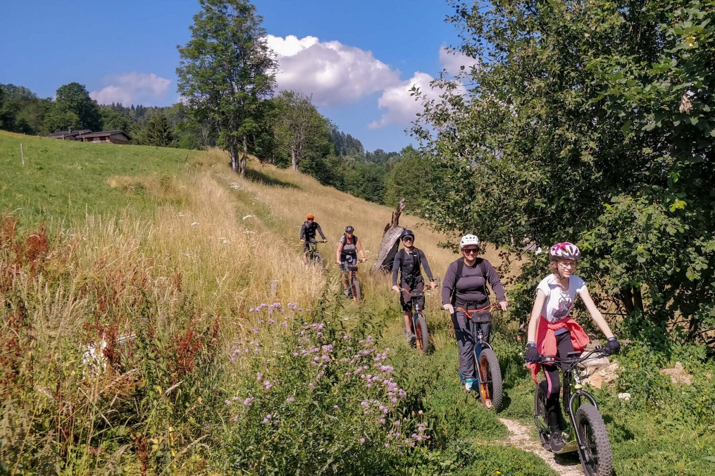SommerCamp Aktiv ferie i Les Contamines 7